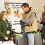 The conference will provide a forum for CSA farmers and advocates to come together for deliberative discussion and peer-to-peer learning. (Courtesy of WFU)