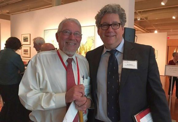 Rutgers prof receives international impact award