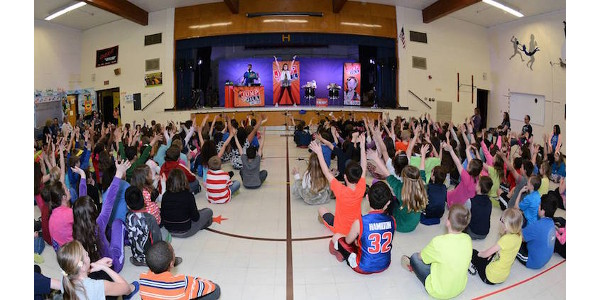 Mich. schools win spot on Jump with Jill tour
