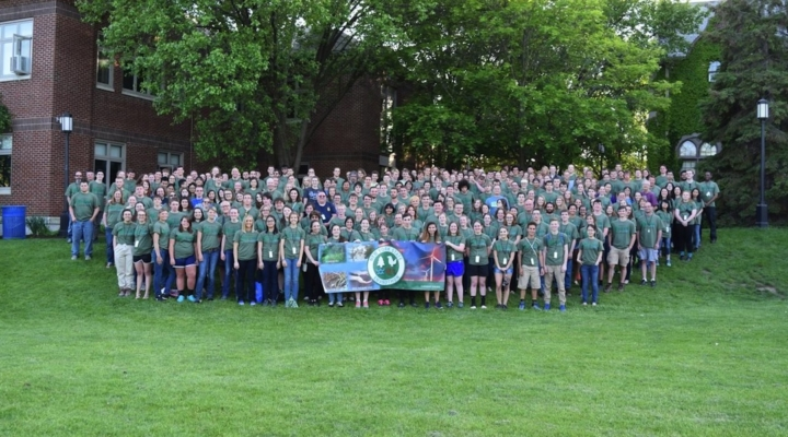 2018 New York State Envirothon