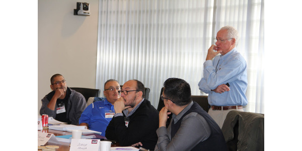 Grain industry professionals attend HACCP training
