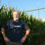 Randy Dowdy is a first-generation farmer from Valdosta, Georgia and world-record holder for highest corn yields. During the 2017 AgOutlook held Dec. 7 in Sioux Falls, Dowdy will present a session focused on soybean production factors like soybean and soil fertility, usage of fungicides and PGRs, as well as irrigation. (Courtesy image)