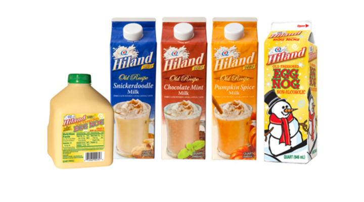 Hiland Dairy honored at World Dairy Expo