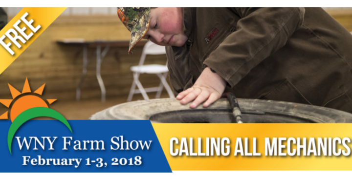Mechanics Competition at Western NY Farm Show