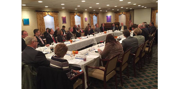 Council for International Relations meeting held