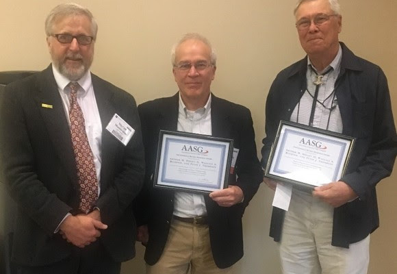 Maine Geological Survey receives nat'l award
