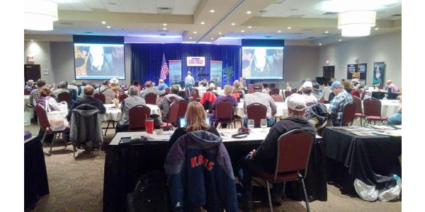 The Kansas Cattlemen's Association hosted the 19th Annual KCA Convention and Trade Show on October 27th and 28th at the Meridian Center in Newton, KS. (Courtesy of Kansas Cattlemen's Association)