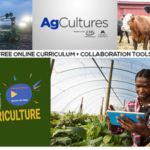 You're invited to participate in AgCultures, a new, free online education program designed to spur middle and high school students' interest in, and knowledge of, the many facets of agriculture.
