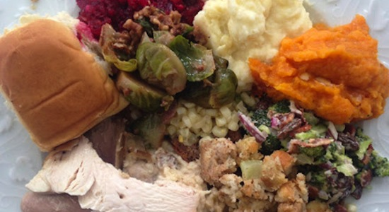 Soils and your Thanksgiving meal