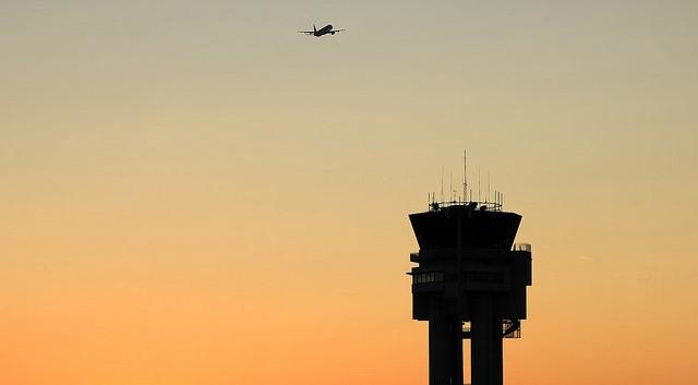 Farm equipment threatens air traffic
