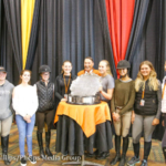 Nine lucky riders were the recipients of the 2017 Leo Conroy Maclay Grant (LCMG), that allowed them to compete in the prestigious ASPCA Maclay National Championship. (Courtesy of Phelps Media)