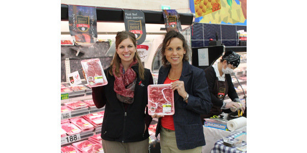 Japan remains vital for U.S. beef