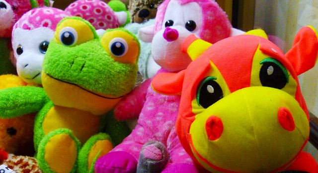 Anonymous donor buys every toy at Goodwill, gives them to children