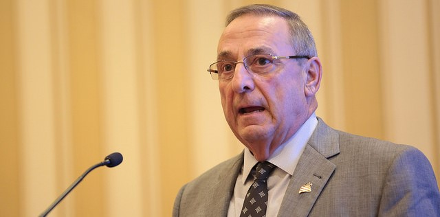 LePage still wants to ban junk food from SNAP