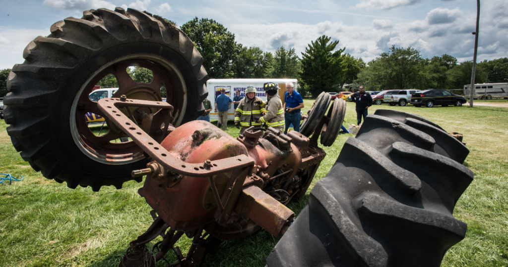 USDA invests in safety, health of farmers