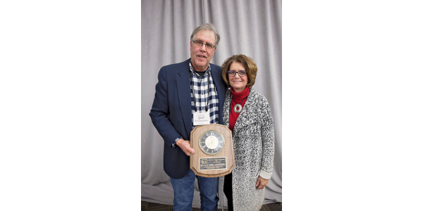 Carstensens inducted into ICA Hall of Fame