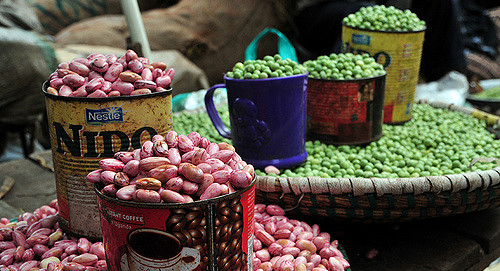 'Super beans' raise hopes in Africa