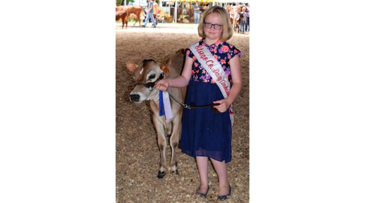 4-H Earn-an-Animal Program