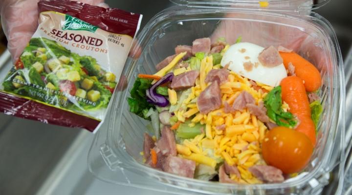 Farm to School program boosts veggie intake