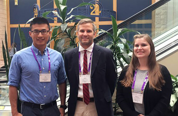 Rutgers plant biology students win awards