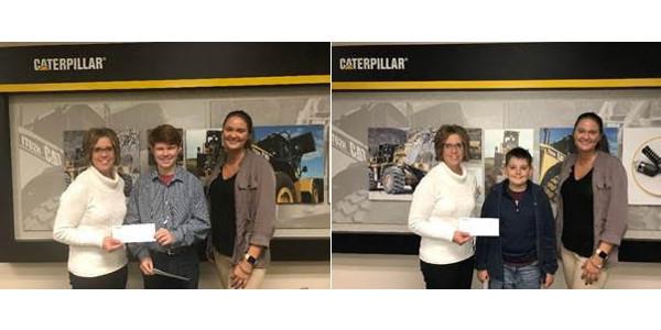 Caterpillar Pontiac supports 4-H bee initiative