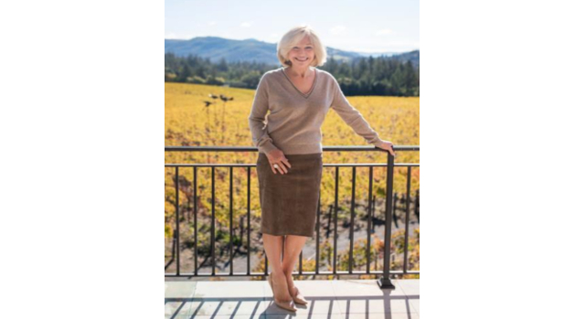 Vintner Kathryn Hall elected to CSWA board