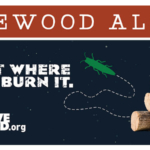 Chestnuts roasting on an open fire - or at least gathering around the fireplace with family - may be a staple of the season, but foresters around the country offer strong words of caution about where we get the fuel for those flames. (DontMoveFirewood.org)