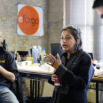 "Malini Srivastava, NDSU assistant professor of architecture, is the project leader for the ""eFargo"" partnership, which includes the city of Fargo, NDSU, Cass County Electric Cooperative and Xcel Energy. (Courtesy of NDSU)"