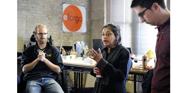 eFargo project is energy competition finalist