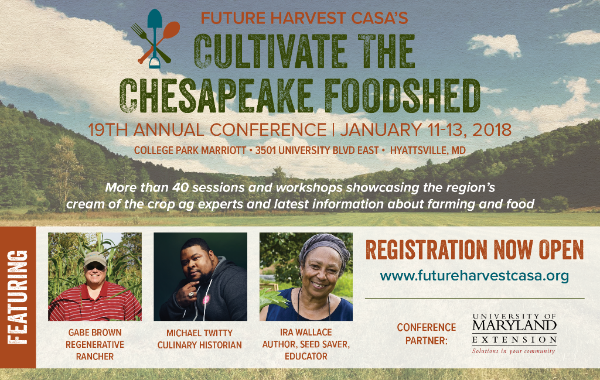 Future Harvest CASA conference to begin Jan. 11