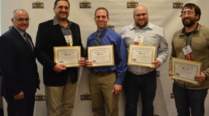 NYFB announces award winners at meeting