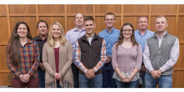Second class of Kansas Corn Corps begins