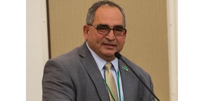 Ed Davidian re-elected MFBF President