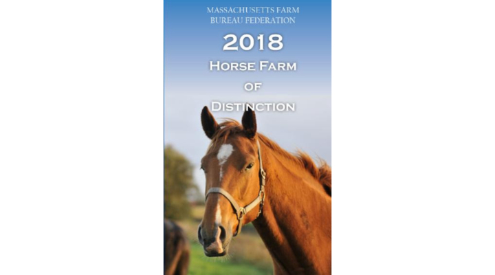 Horse Farm Of Distinction awards presented
