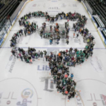 4-H Night with the Rapid City Rush brought more than 1,000 4-H members and supporters together Nov. 17, 2017. (Courtesy of iGrow.org)