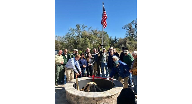 Second camp opens for wounded veterans
