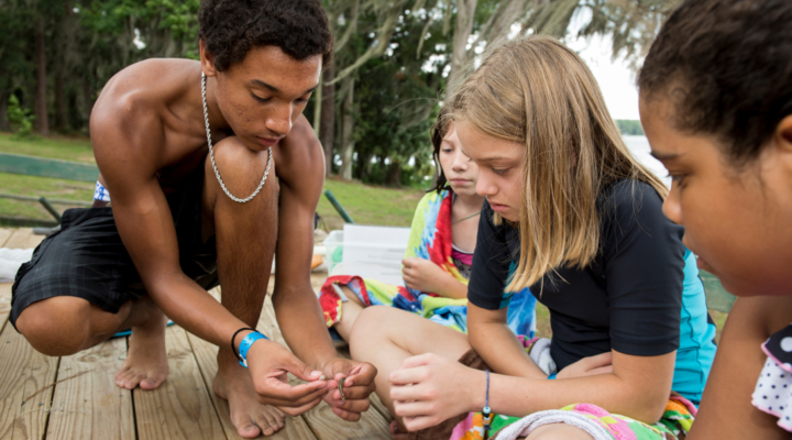 Scholarships support learning at 4-H camps