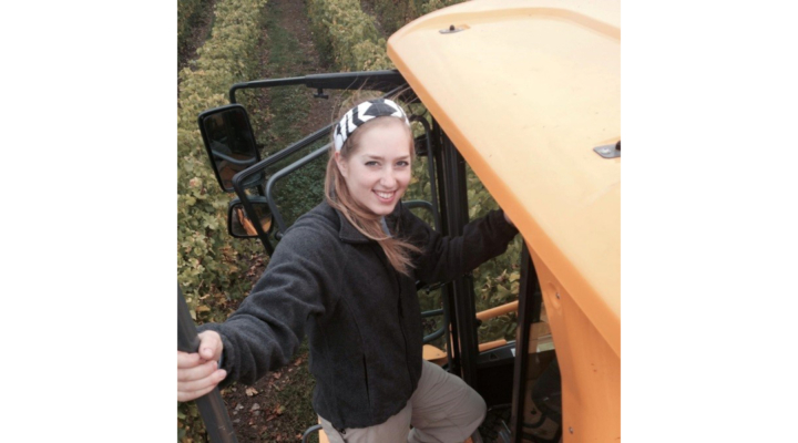 LERGP welcomes new viticulture specialist