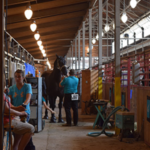 Animals can be exposed to various pathogens (disease causing bugs like bacteria or viruses) on their home farm, while they travel, or at a show. Many times it isn't until an animal is stressed, such as a going to a fair that it begins to show signs of an illness. (Courtesy of SDSU Extension)