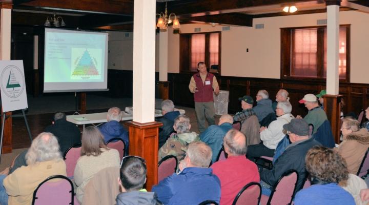Free programs at the NY FARM SHOW Feb. 22-24