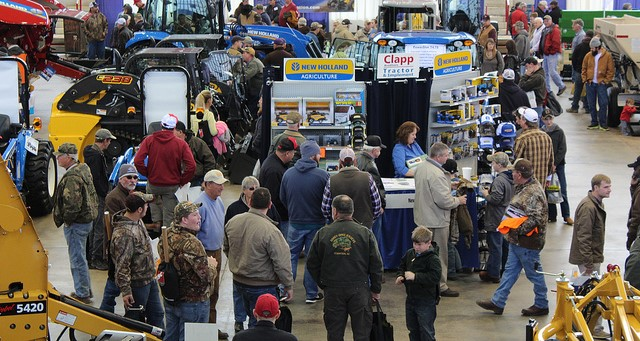 34th Annual New York Farm Show tickets announced