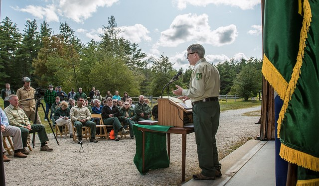 Forest Service reflects on year of progress