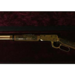 Up for bid at the live PAC auction will be several high-quality items including a limited-edition Missouri Corn engraved Mossberg 464. A handmade quilt constructed by Missouri Corn staff as well as a Smith & Wesson handgun will also be up for grabs in a raffle. (Courtesy of Missouri Corn Growers Association)
