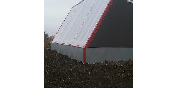 The deep winter greenhouse