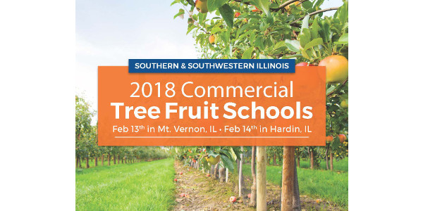 For current research-based information on growing tree fruits, attend the 2018 Commercial Tree Fruit Schools.