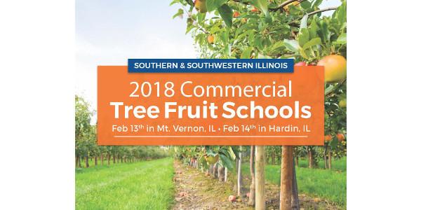 2018 Commercial Tree Fruit Schools