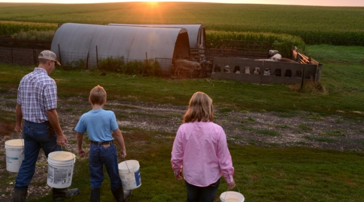 $100,000 to aid Nat'l Young Farmers Coalition