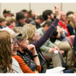 The conference features 66 workshops in tracks such as field crops, livestock, dairy, vegetables and specialty crops, as well as soil health, farm policy, and business strategies. (Courtesy of MOSES)