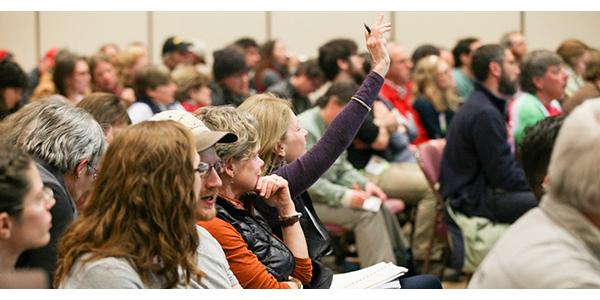 National organic farming conference next week