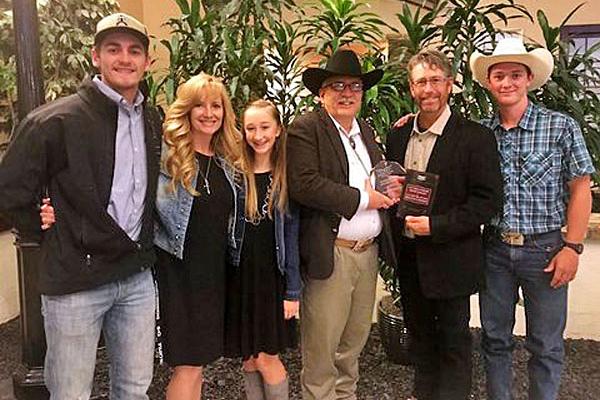 Dickinson receives Lifetime Achievement Award